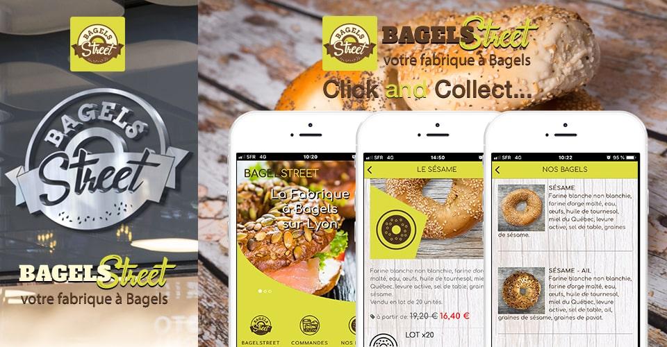 création d'applications mobile restauration