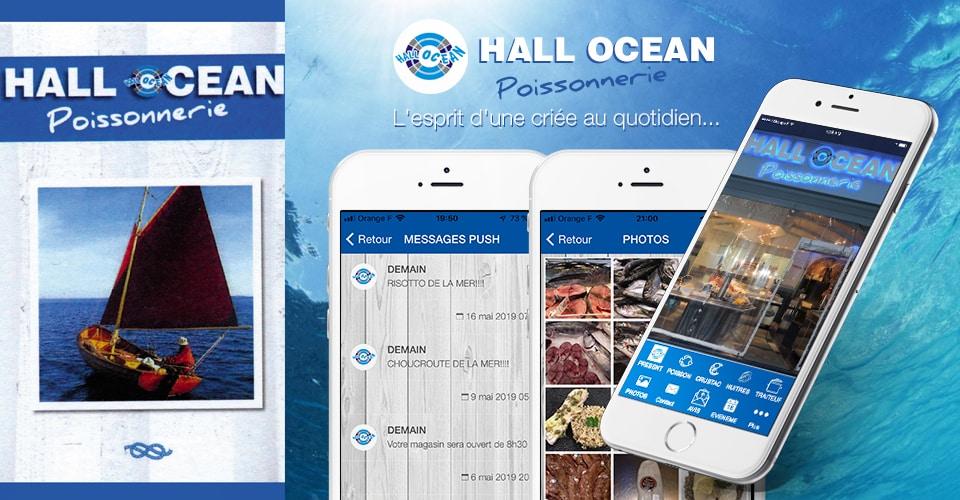 création d'applications mobile